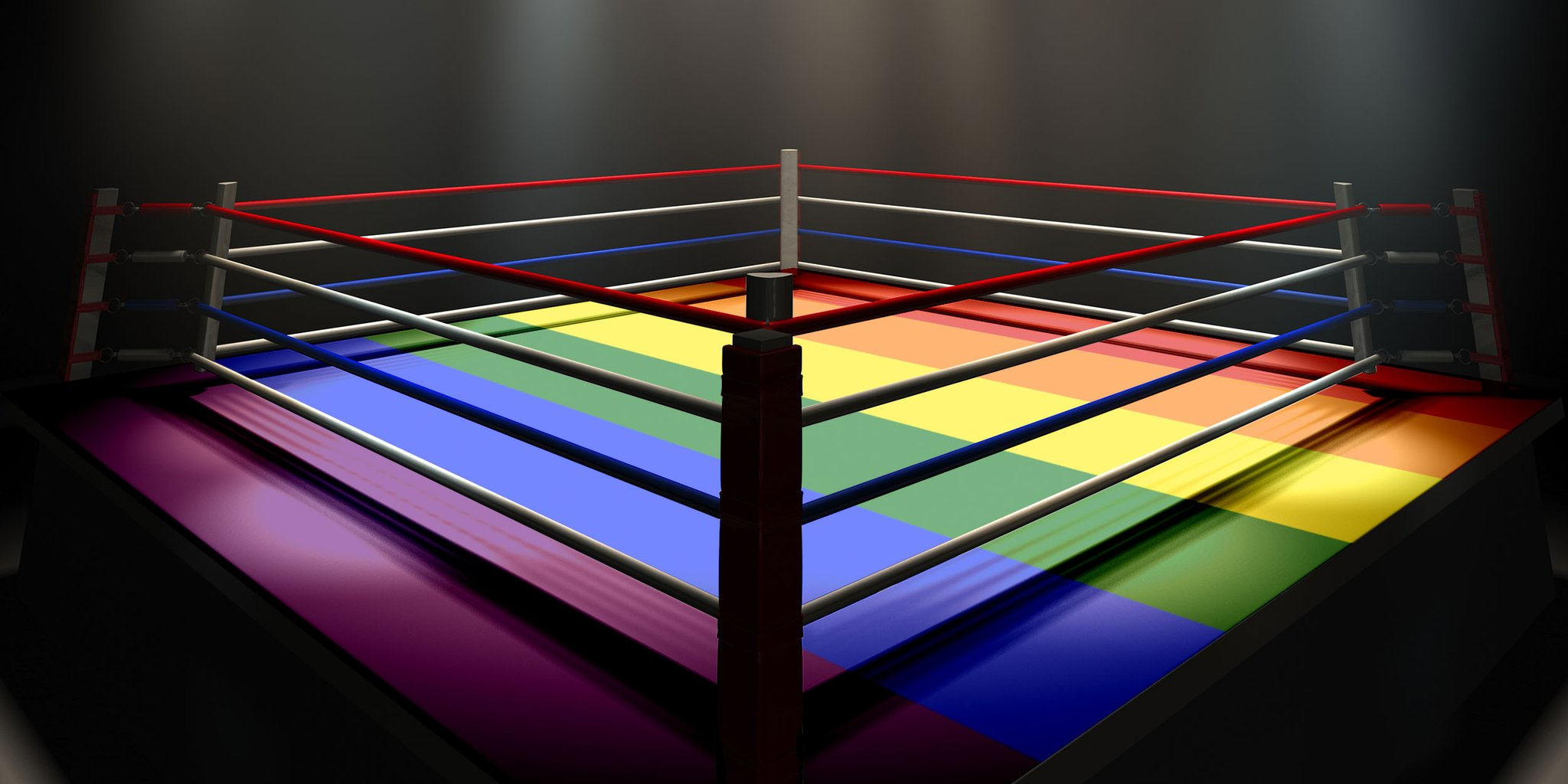 WWE Says LGBT Wrestling Storylines Are Coming Soon