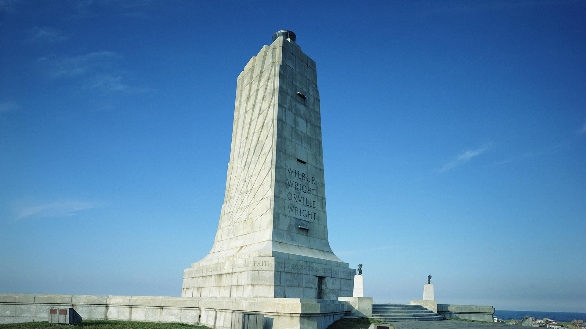 Wright brothers memorial photo