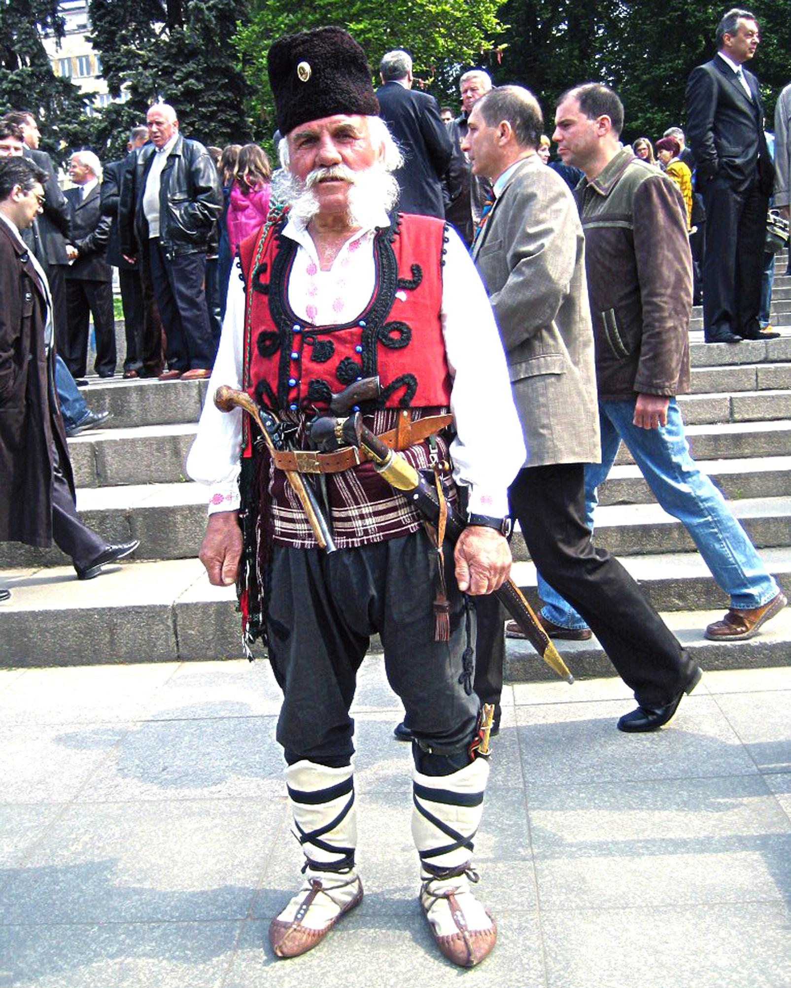 Writer of the bulgarian national revival photo