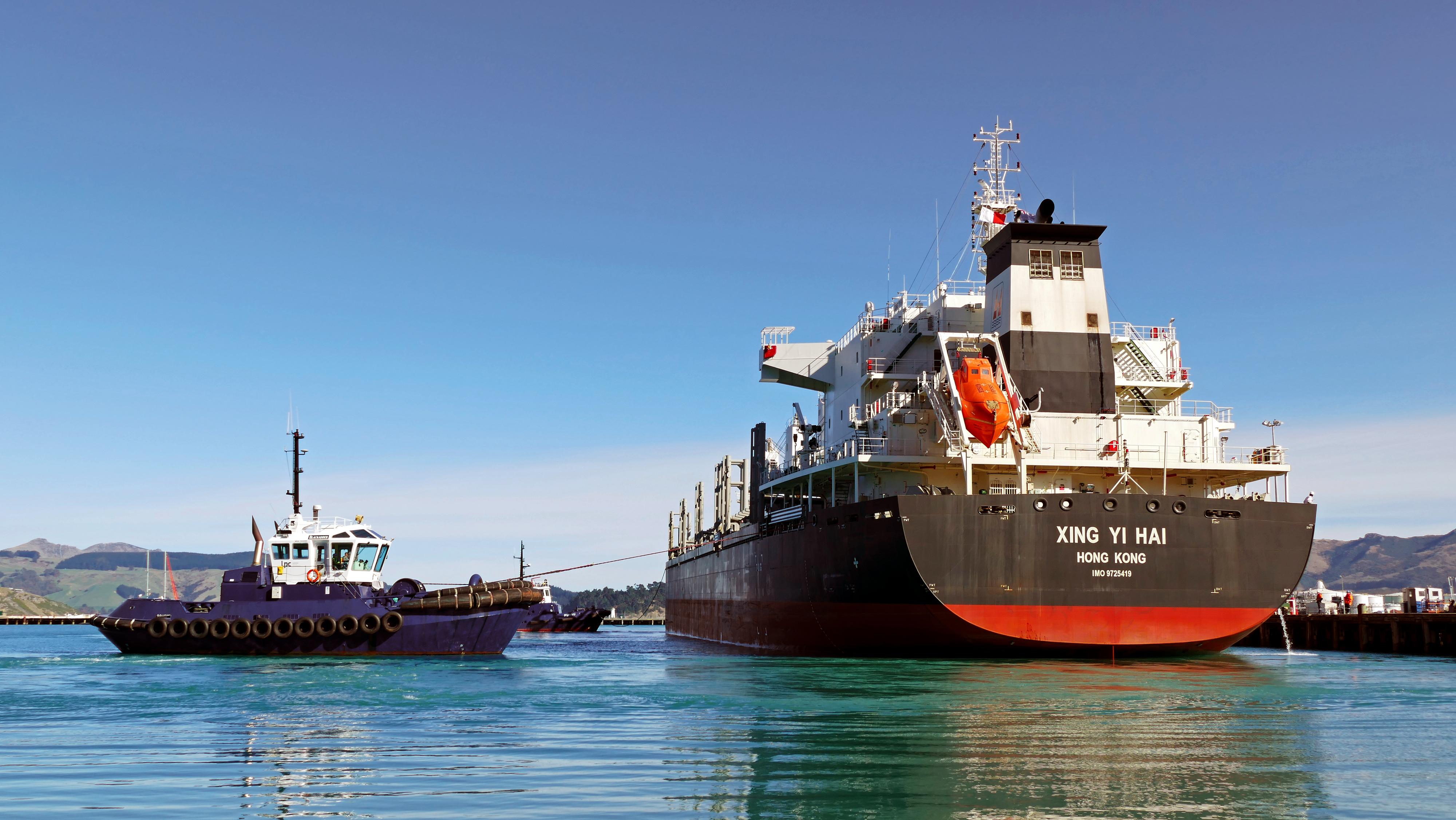 Xing yi hai.timber carrier photo