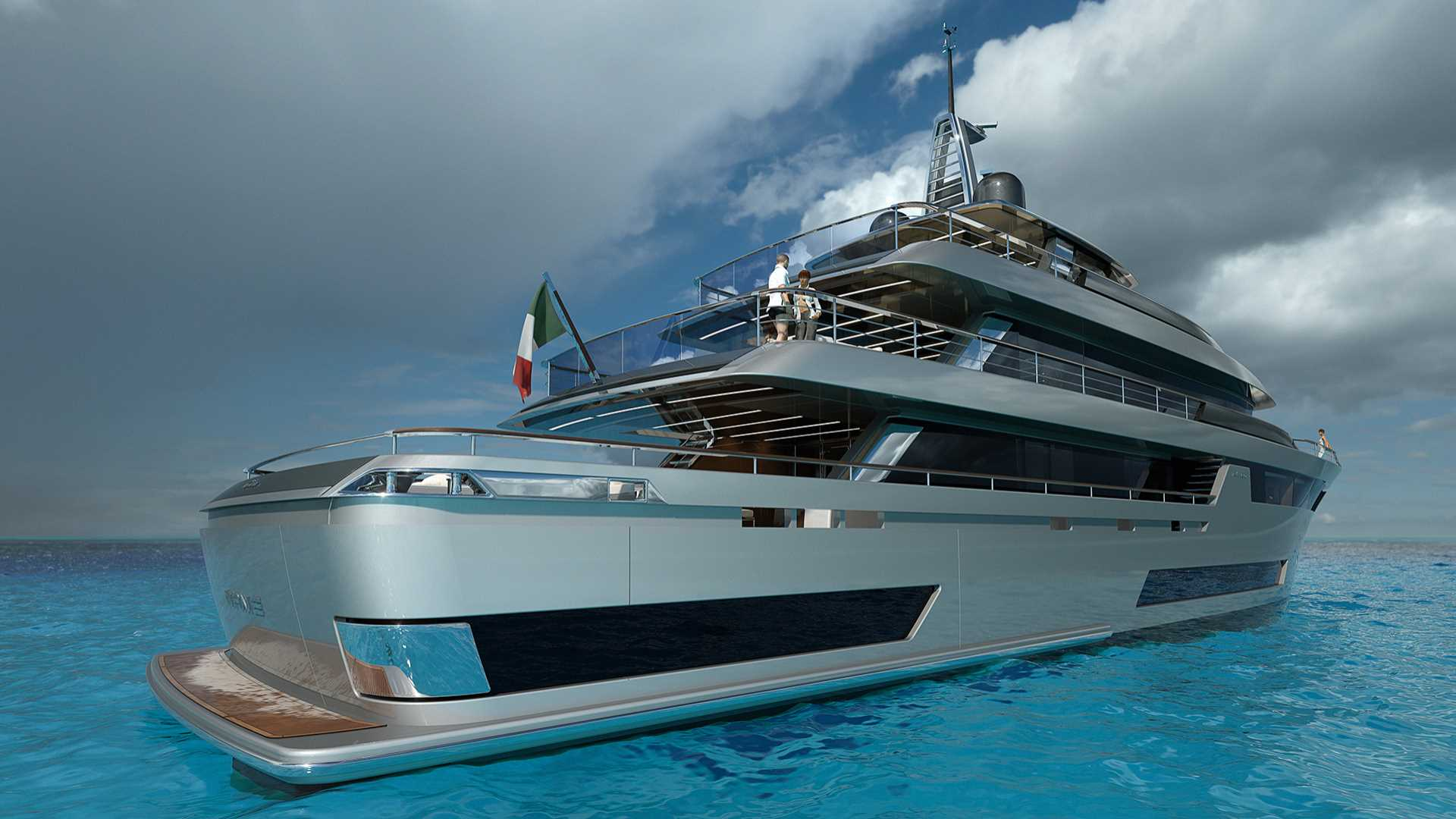 Riva 50 MT Photo gallery - Luxury Yacht