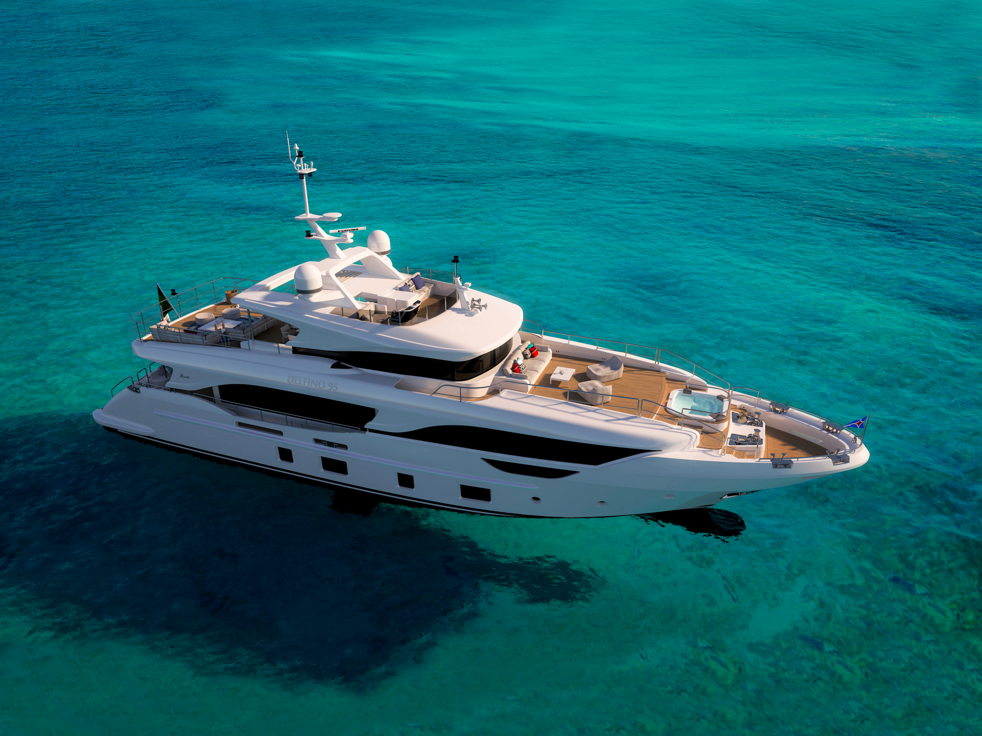 SeaNet offers the chance to co-own a luxury yacht - Business Insider