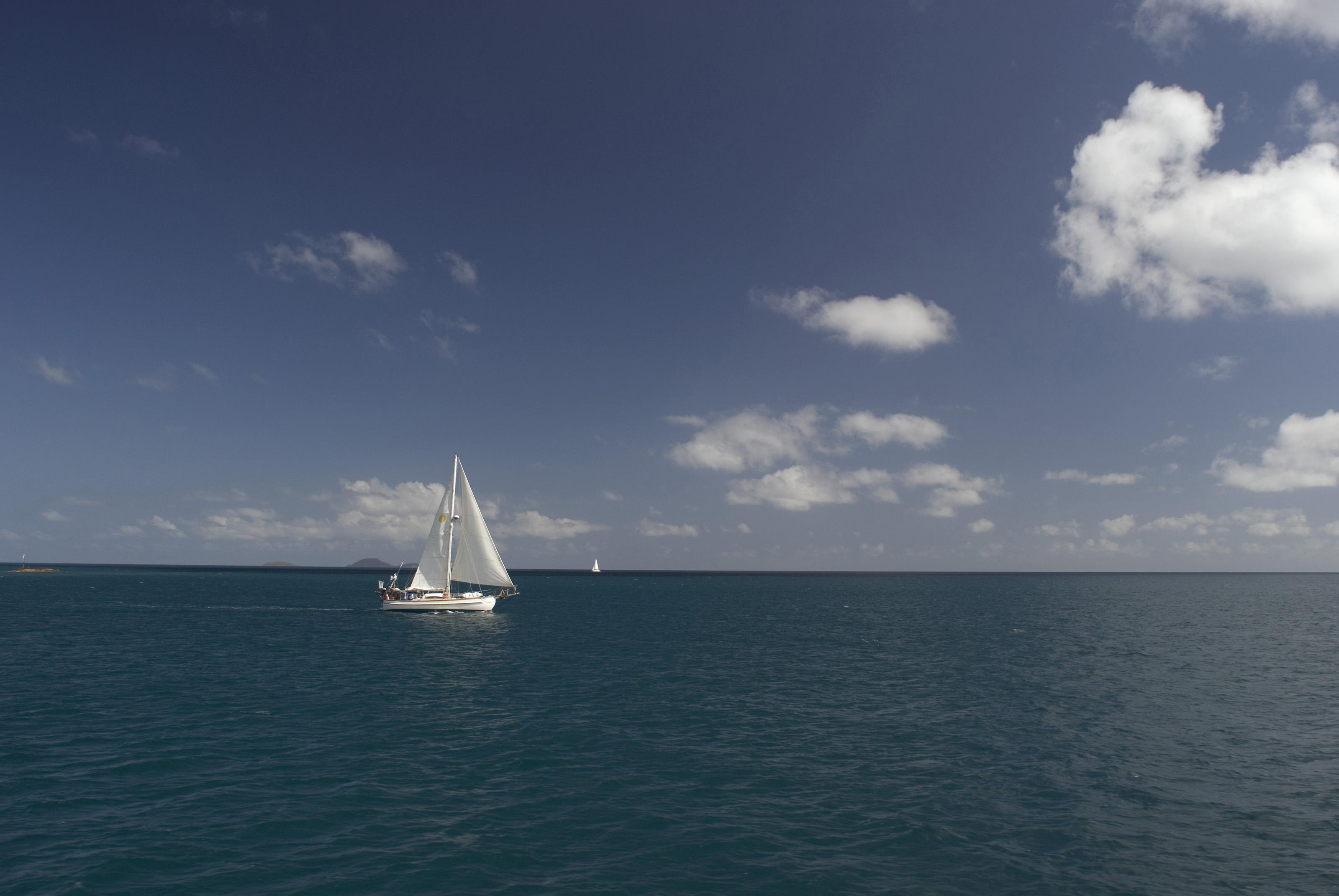 Pleasure Yacht At Sea-3824   Stockarch Free Stock Photos