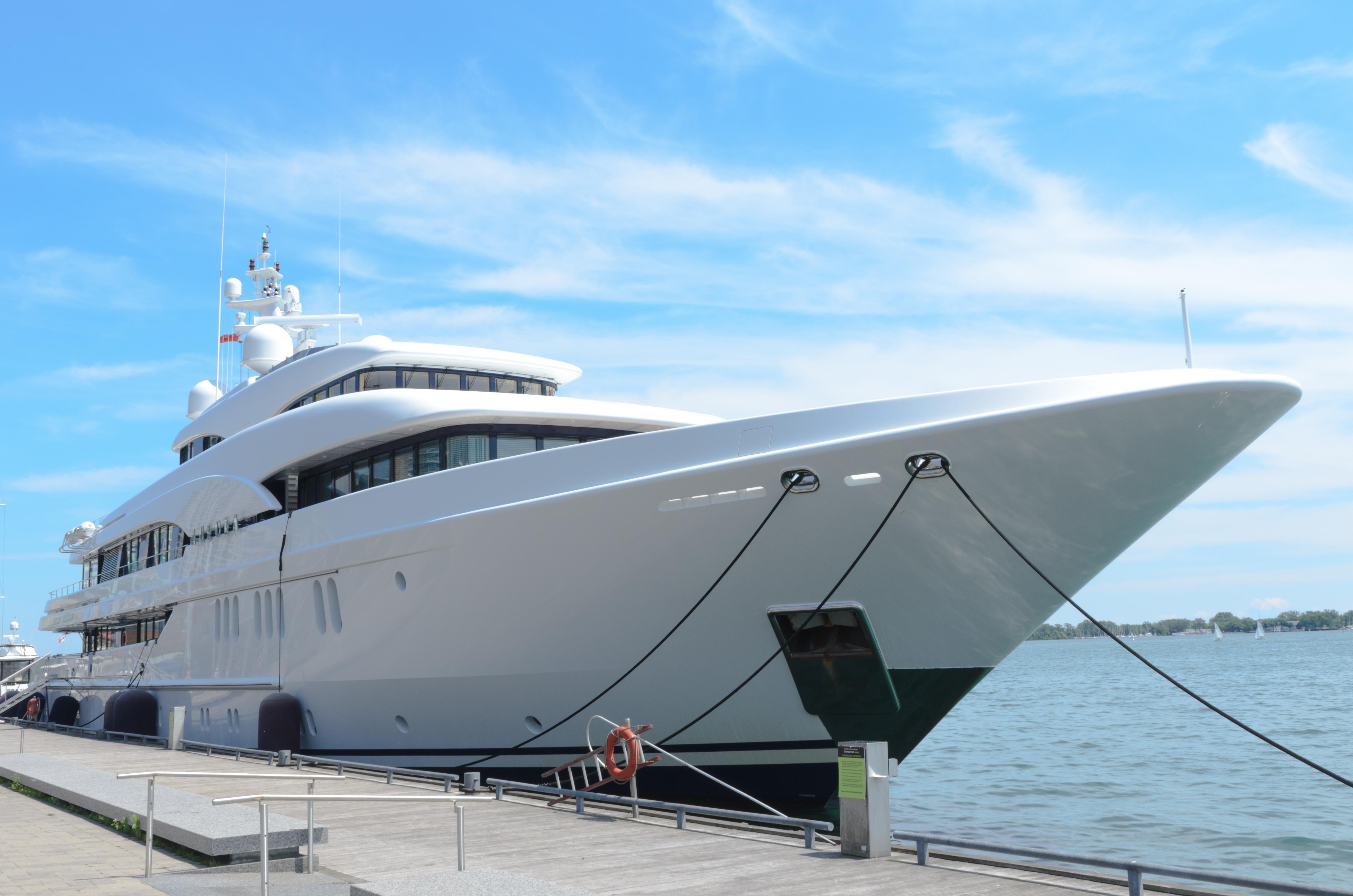 Yacht, Boat, Port, River, Sea, HQ Photo