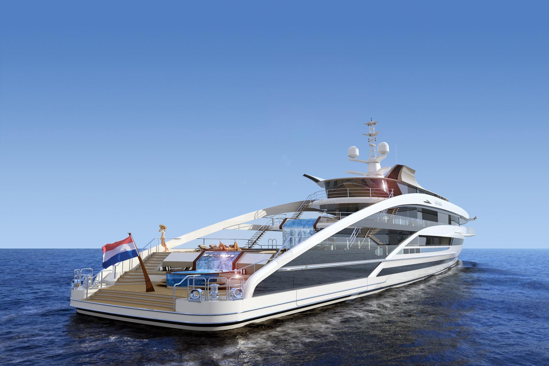 83m Steel - Heesen Yachts