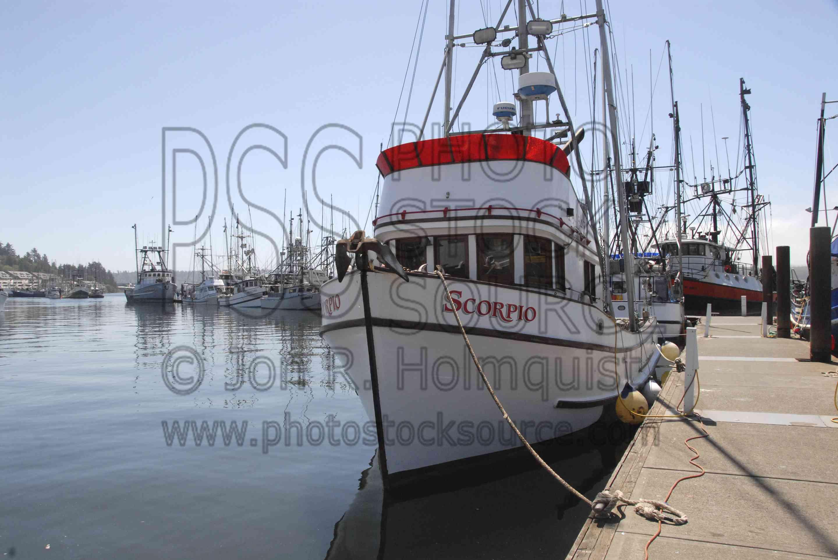 Photo of Scorpio Fishing Boat by Photo Stock Source boat, Newport ...