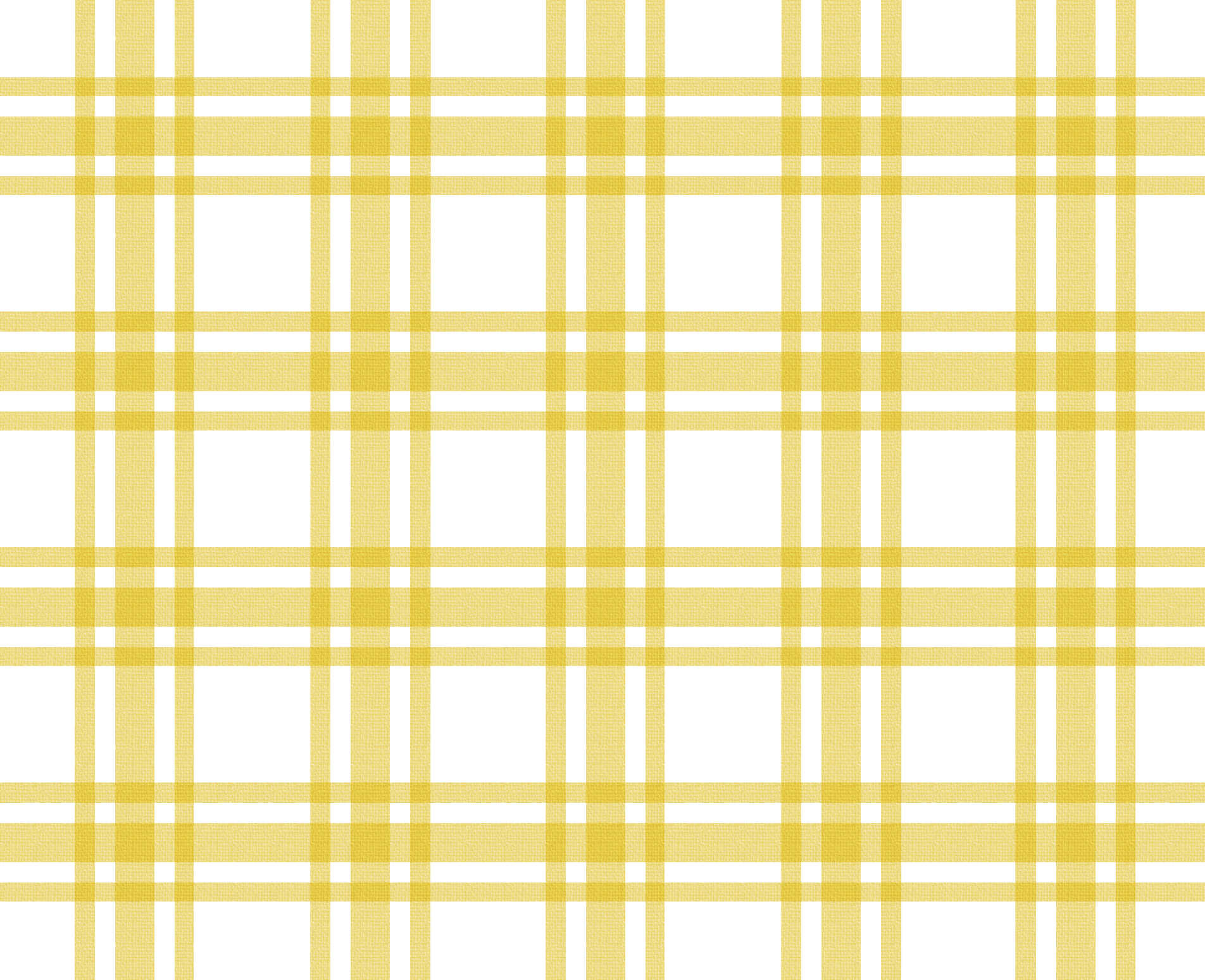 Yellow and white tablecloth pattern photo