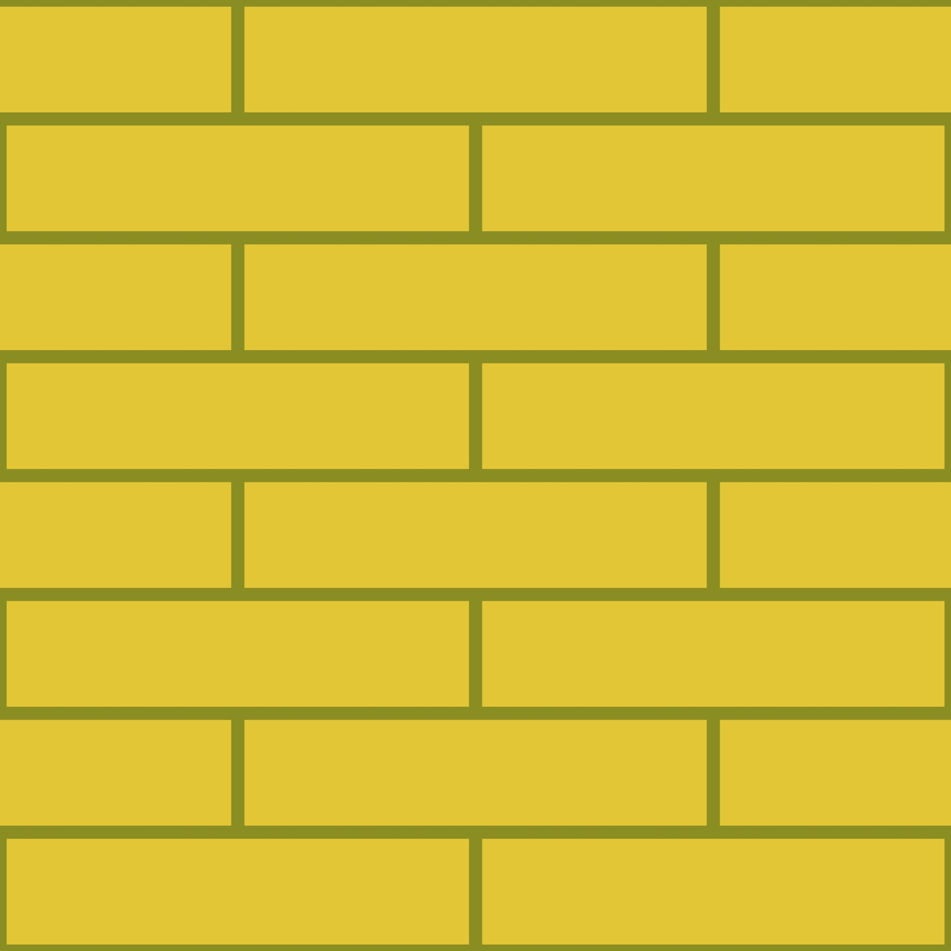 Yellow Brick Wall Free Stock Photo - Public Domain Pictures
