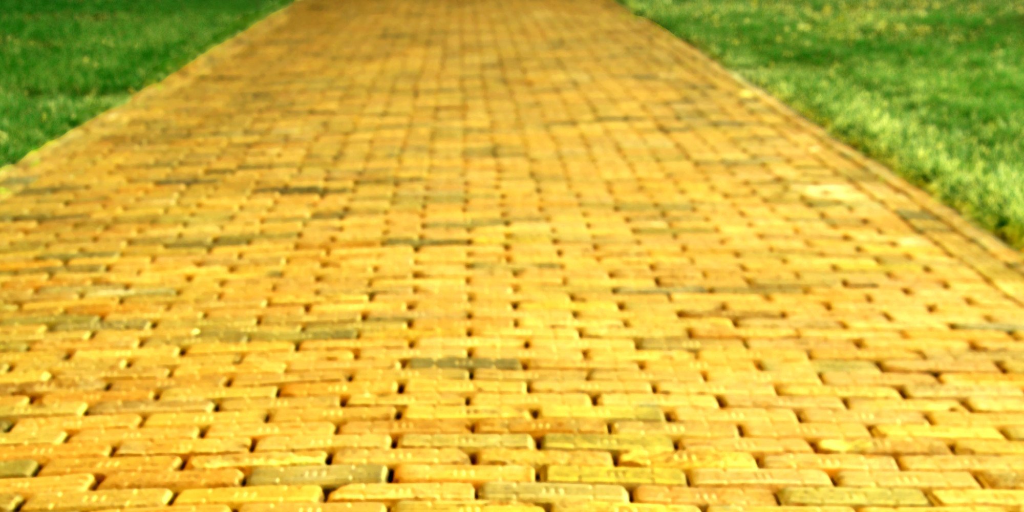 To Live Is To Leave... Along A Yellow Brick Road | HuffPost