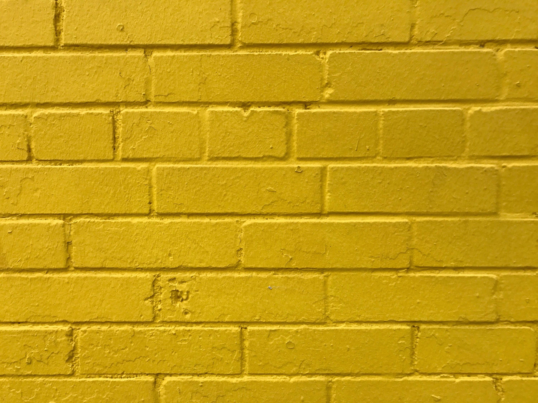 Yellow bricks, Bricks, Yellow, Wall HD wallpaper | Wallpaper Flare