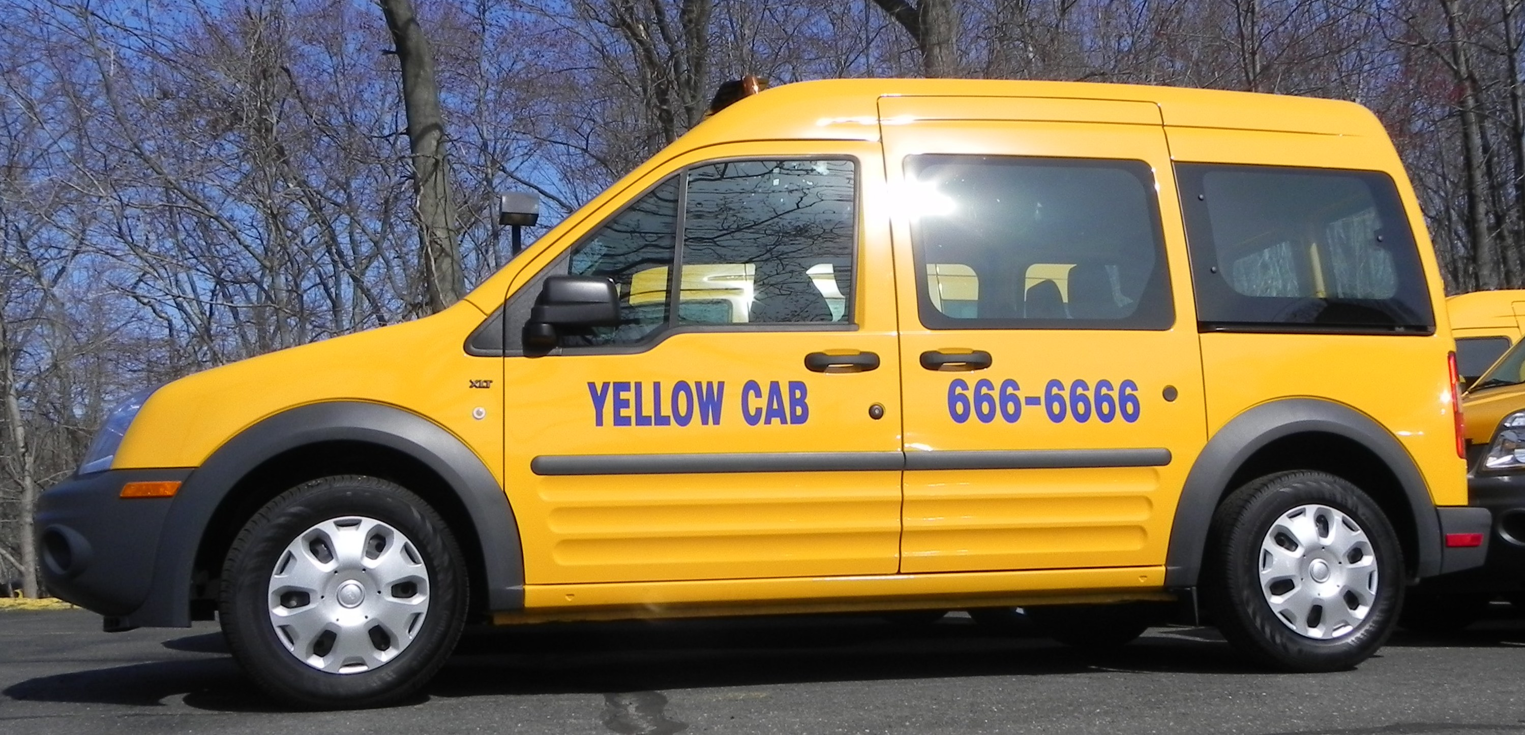 Our Vehicles | The Yellow Cab Company
