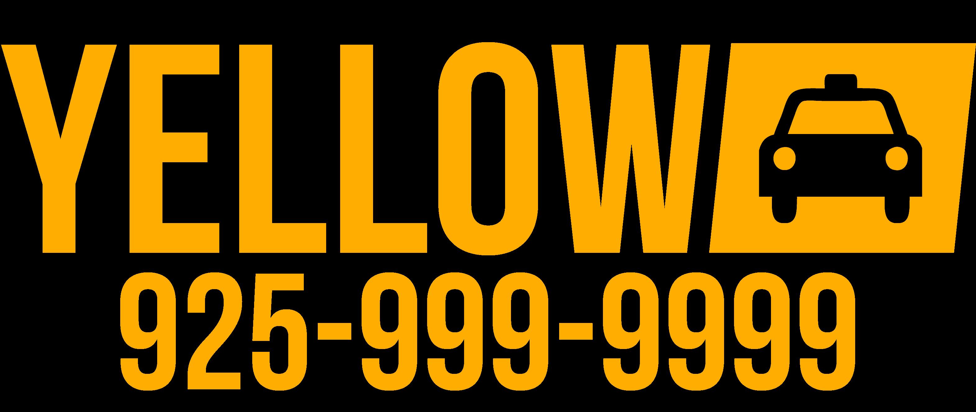 Yellow Cab Tri-Valley - Tri-Valley's Premier Taxi Service - 9259999999
