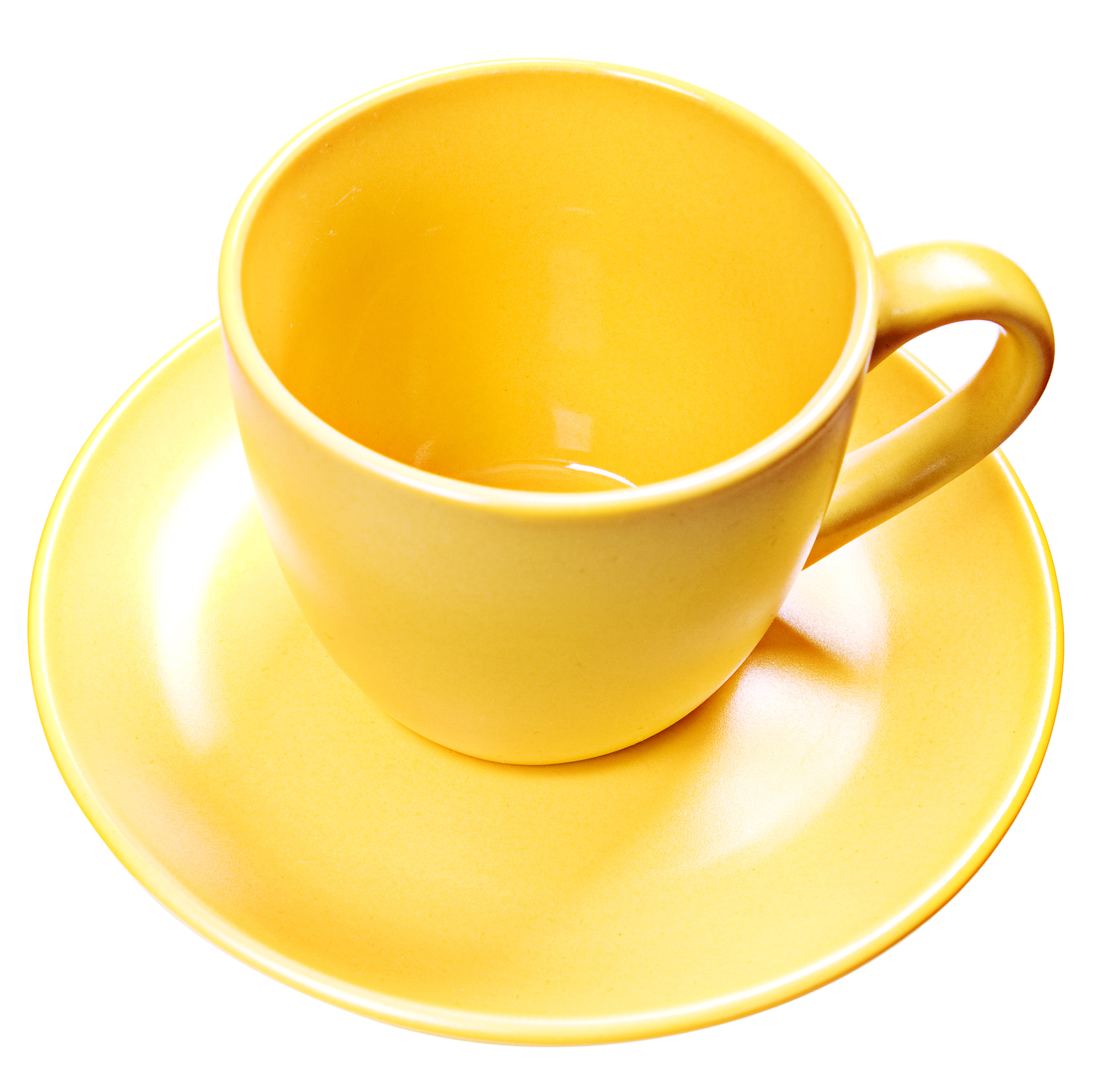 Yellow cup, Nobody, Objects, Orange, Pink, HQ Photo