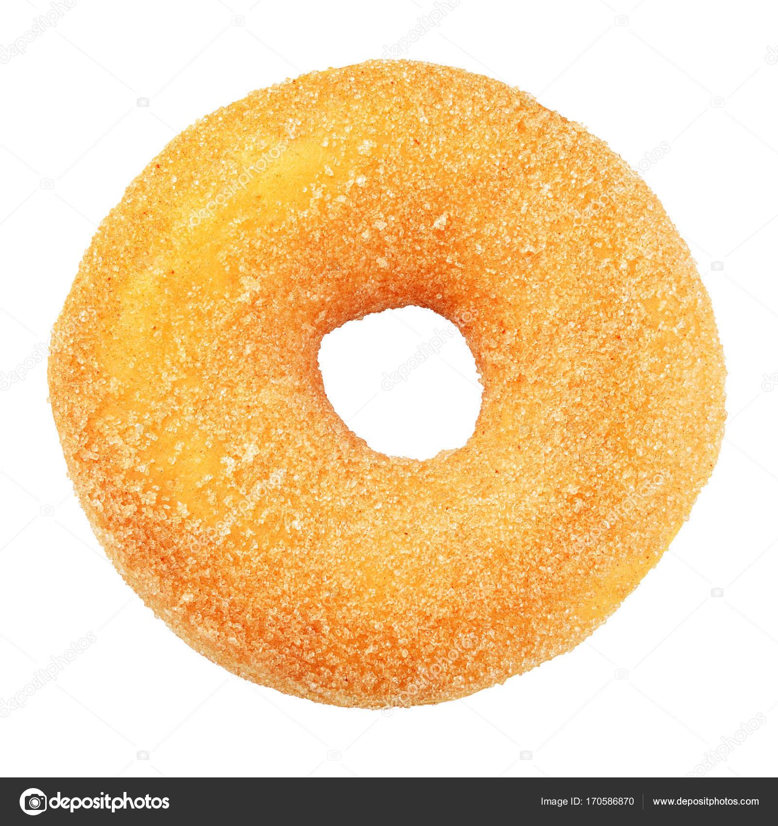 Yellow donut isolated — Stock Photo © Ha4ipiri #170586870