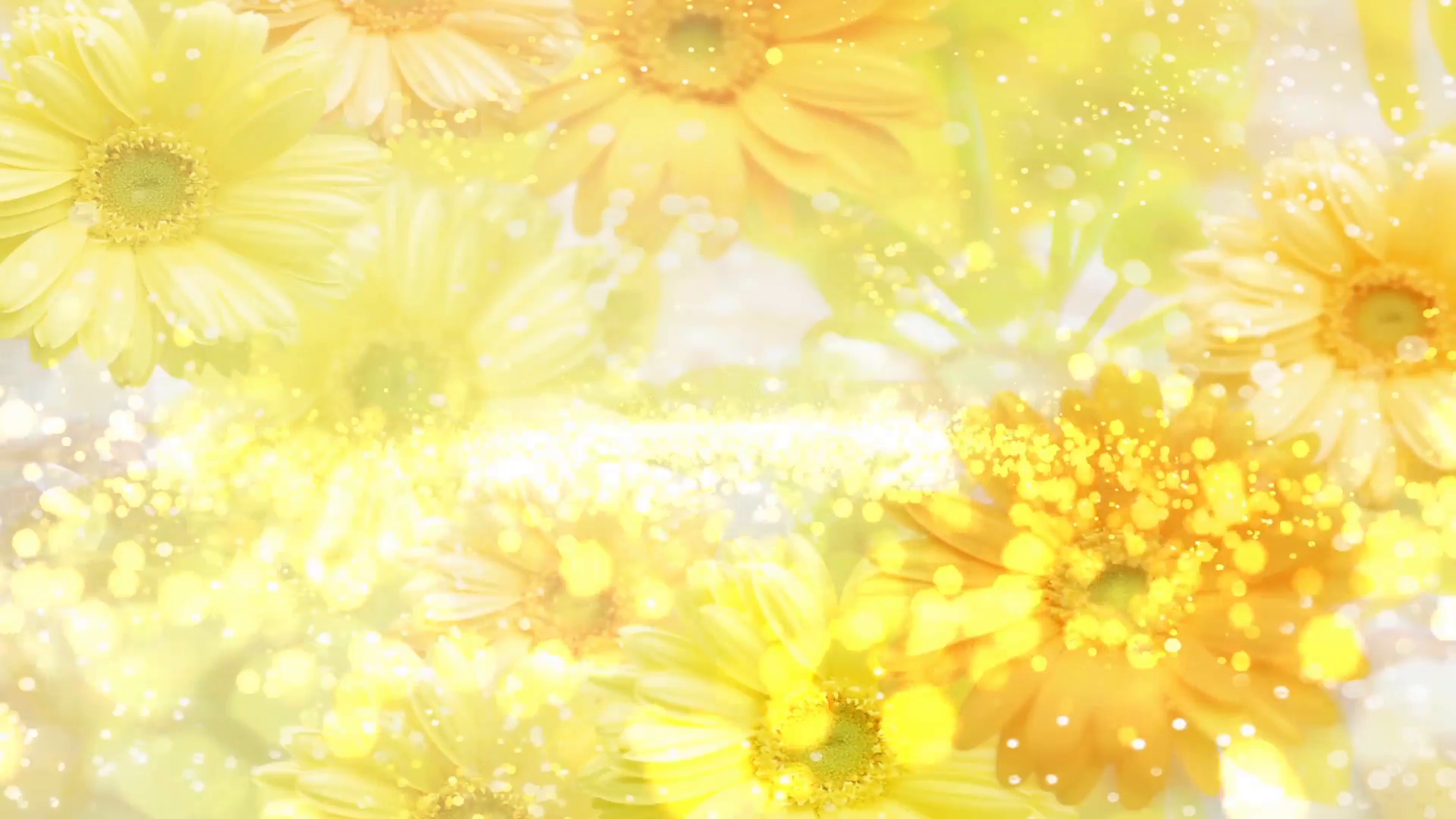 free photo yellow floral background page ornate