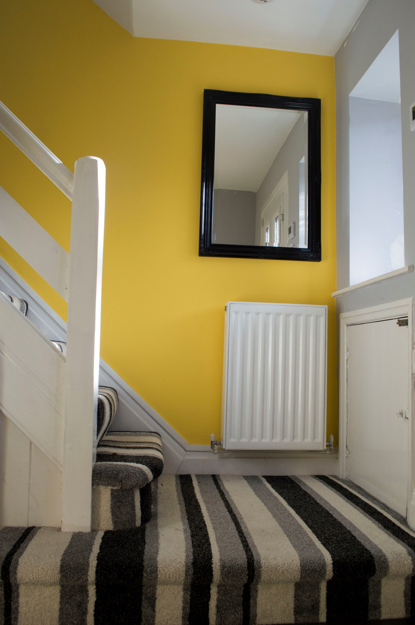 free photo yellow hallway moved yellow light free download