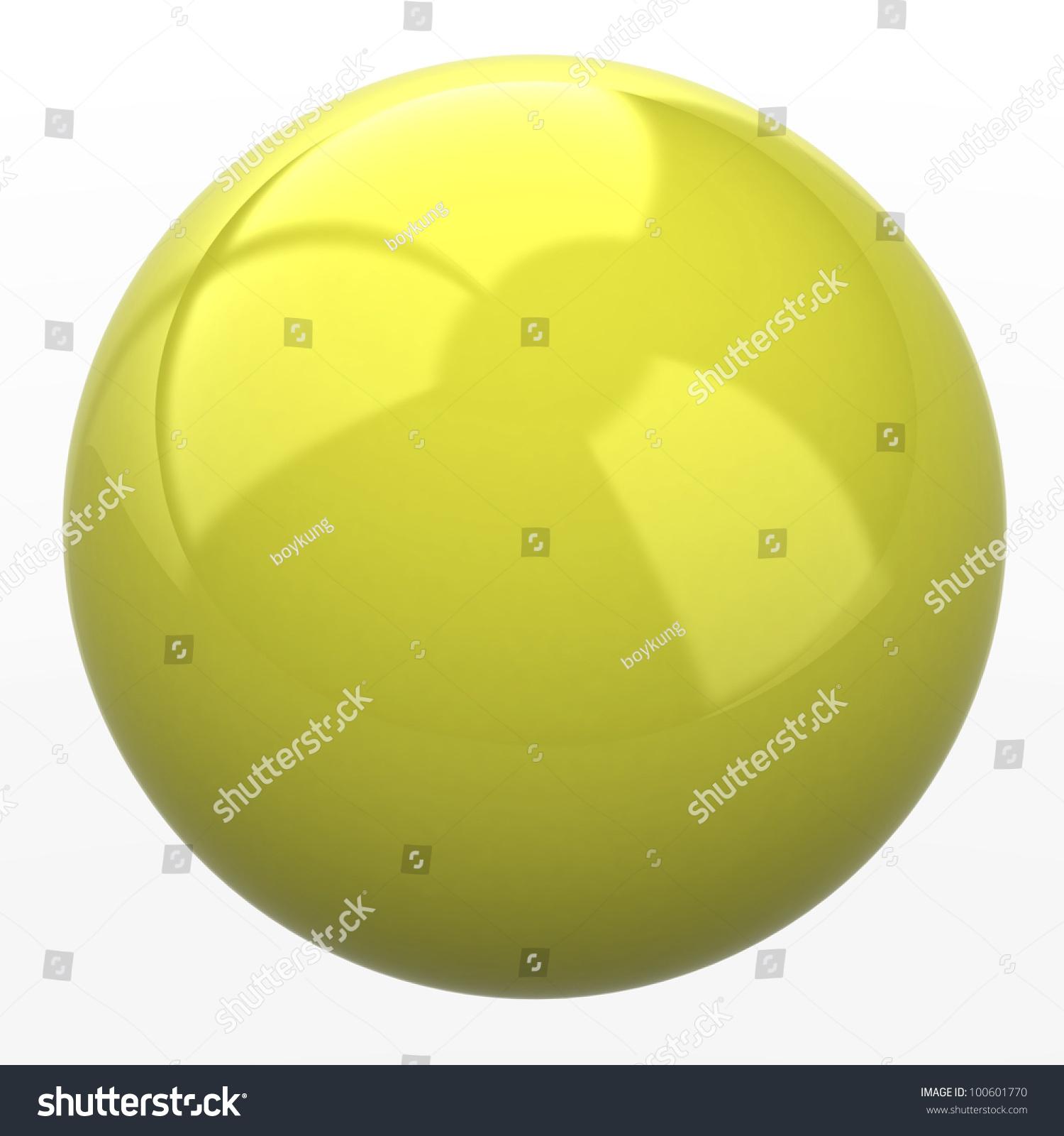 Yellow Sphere Stock Illustration 100601770 - Shutterstock