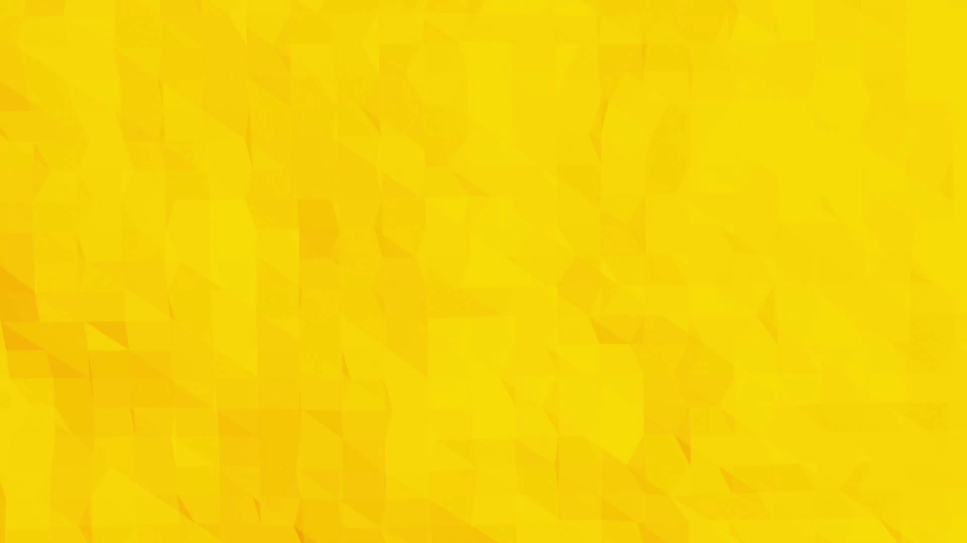 Yellow low poly background oscillating. Abstract low poly surface as ...