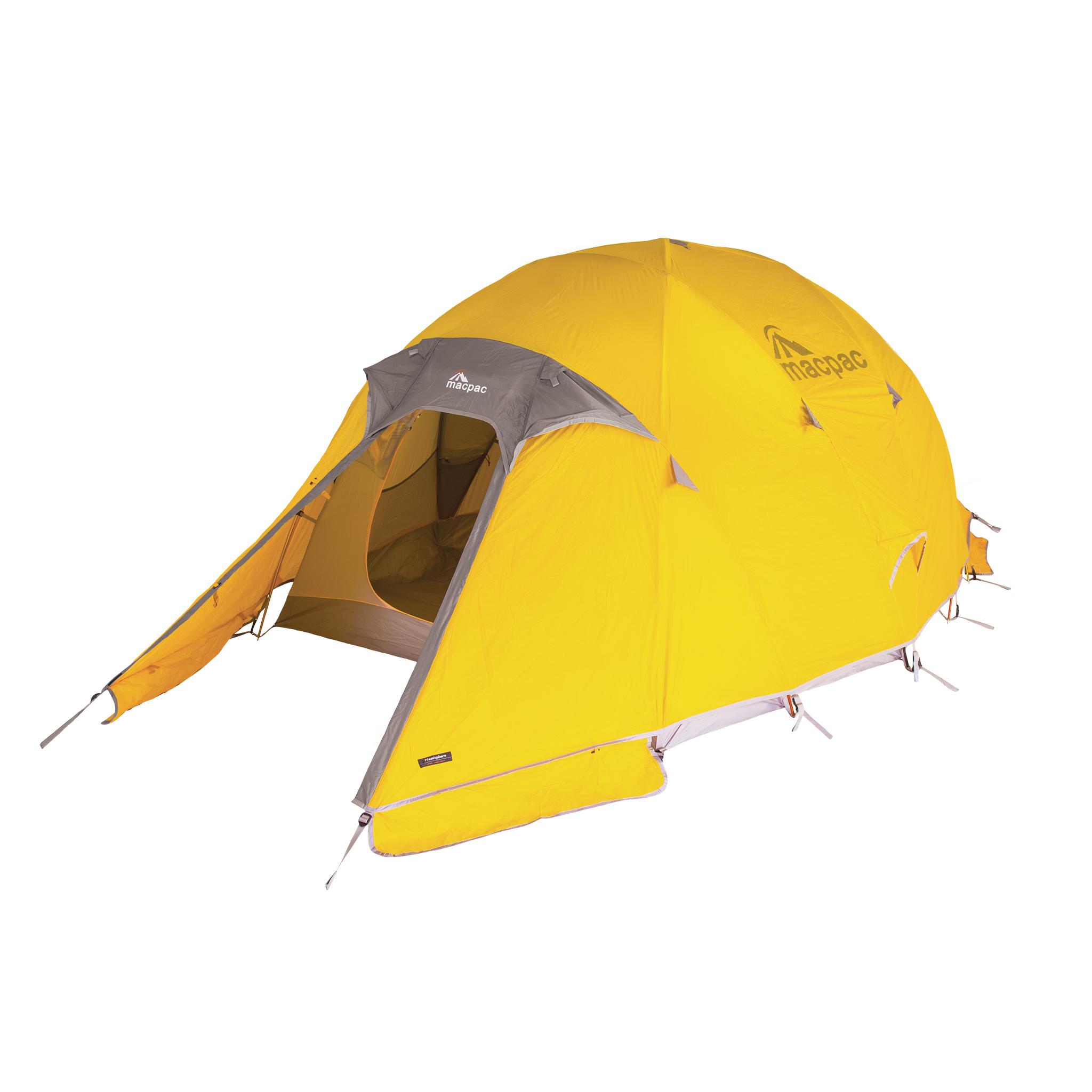 Hemisphere Tent - Spectra Yellow