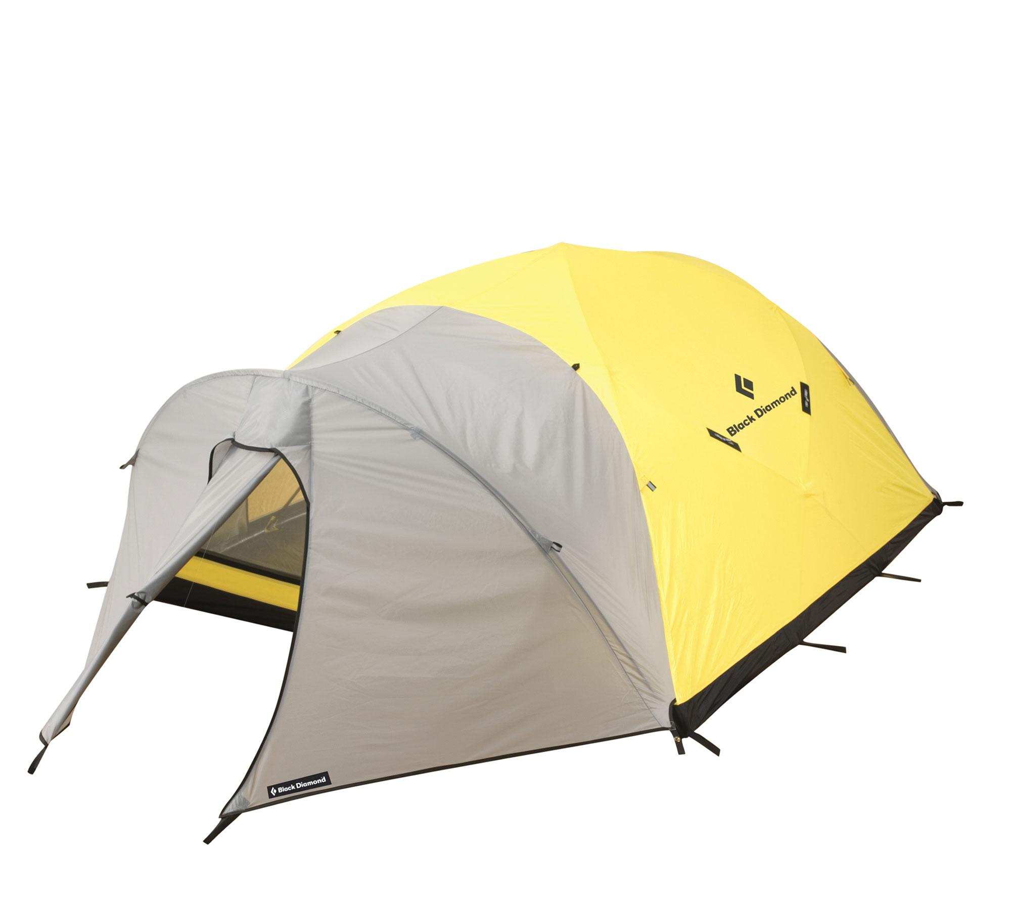 Bombshelter Tent - Black Diamond Hiking/Trekking Gear