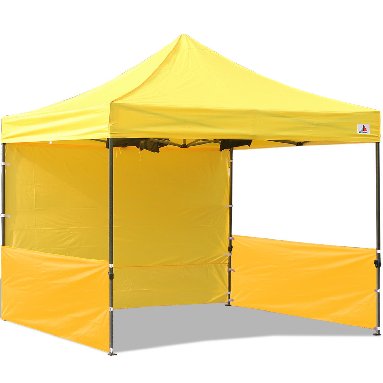 Yellow Canopies : AbcCanopy