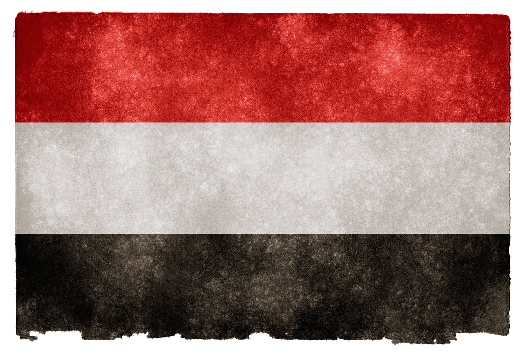 Yemen Grunge Flag, Aged, Red, Middle-east, Middle-eastern, HQ Photo