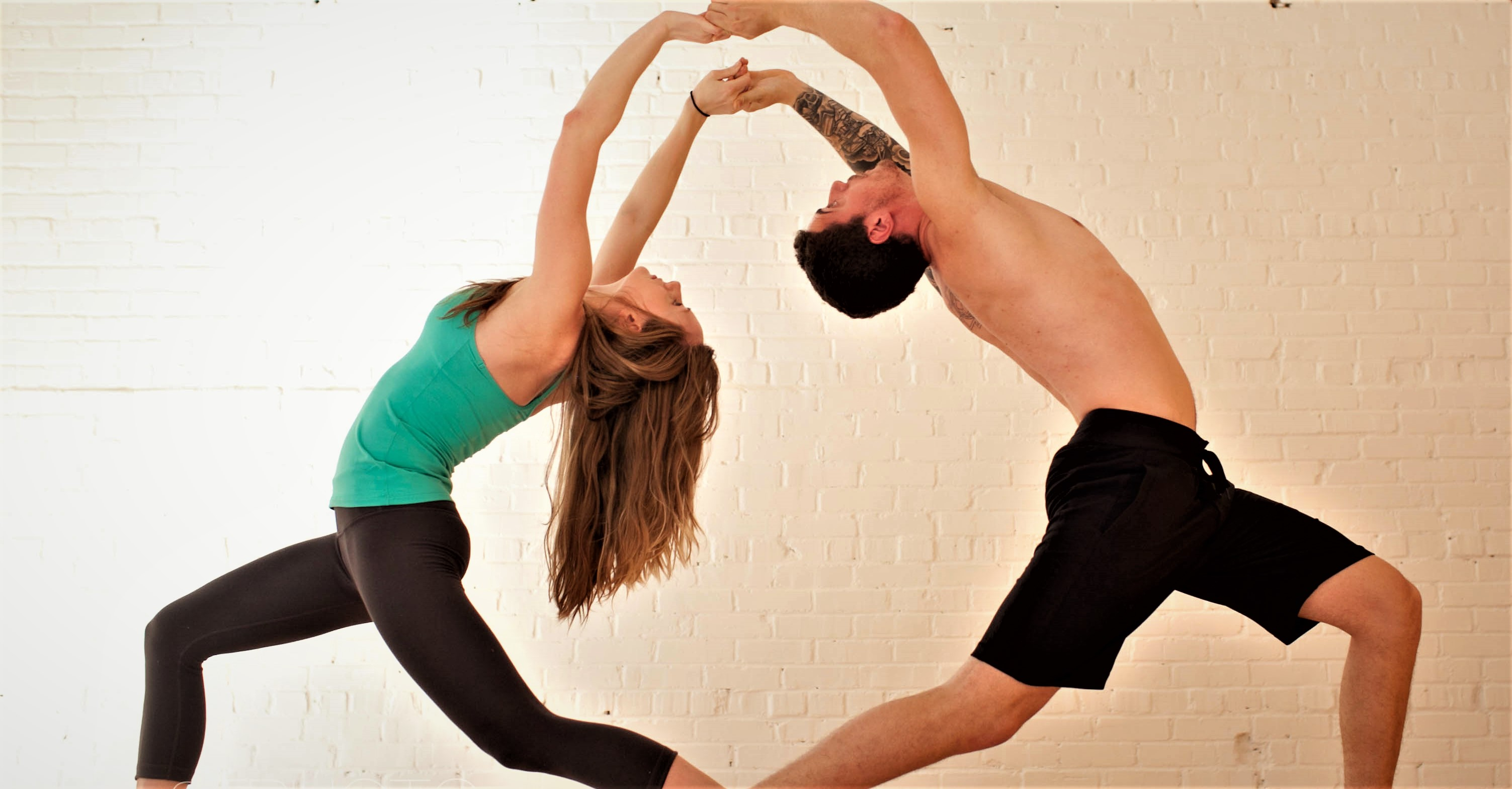 Beginner Yoga Poses for Two | Disrupt Sports