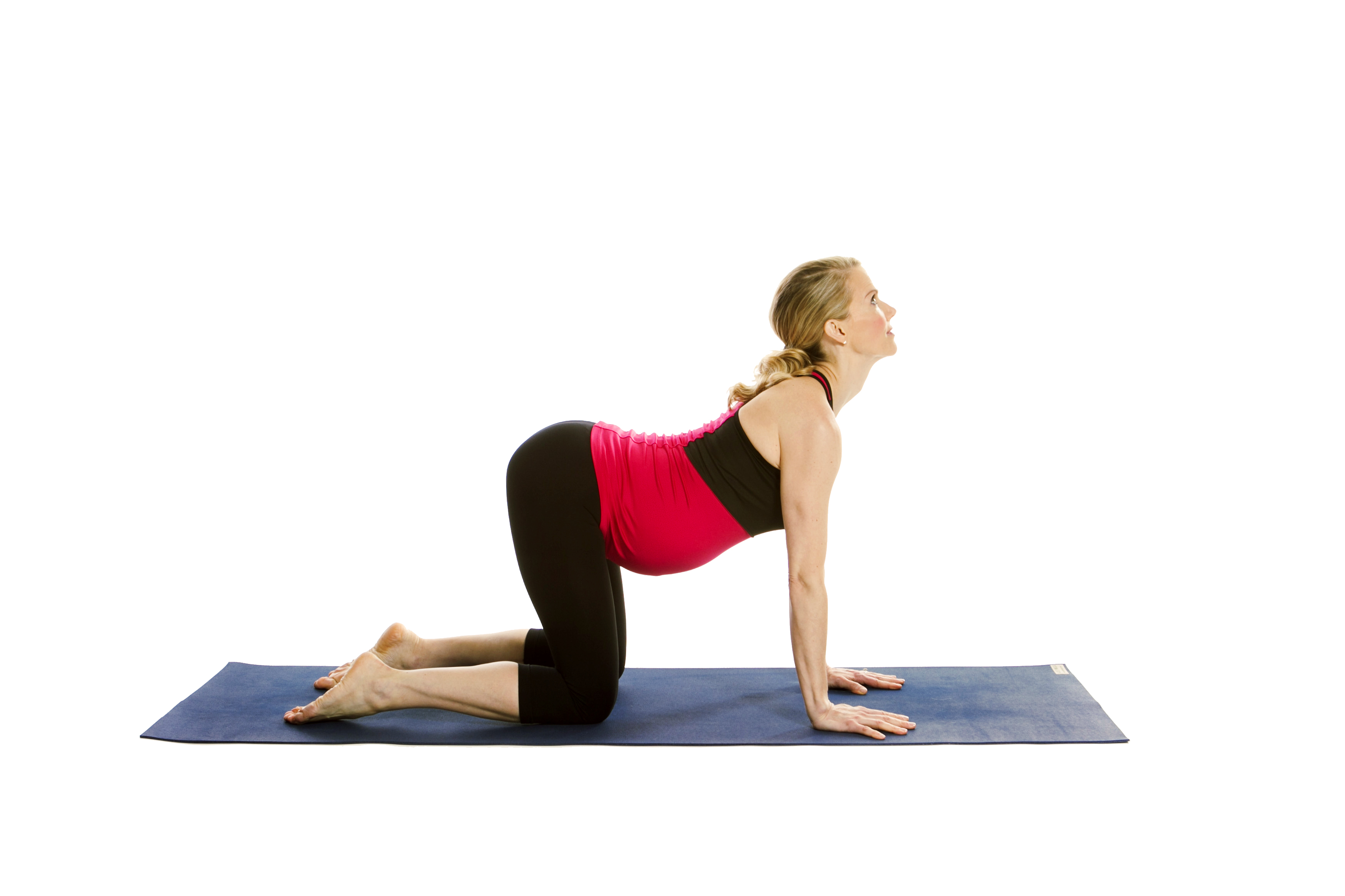 Yoga Poses to Help with Labor and Delivery - Kristin McGee