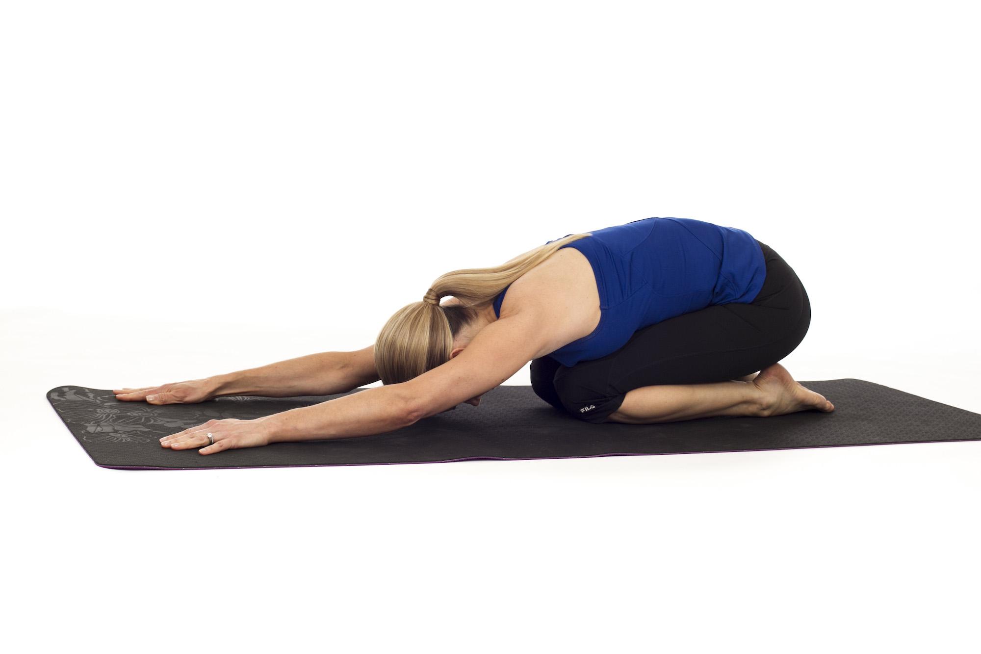 5 Yoga Poses to Boost Immunity - Kristin McGee