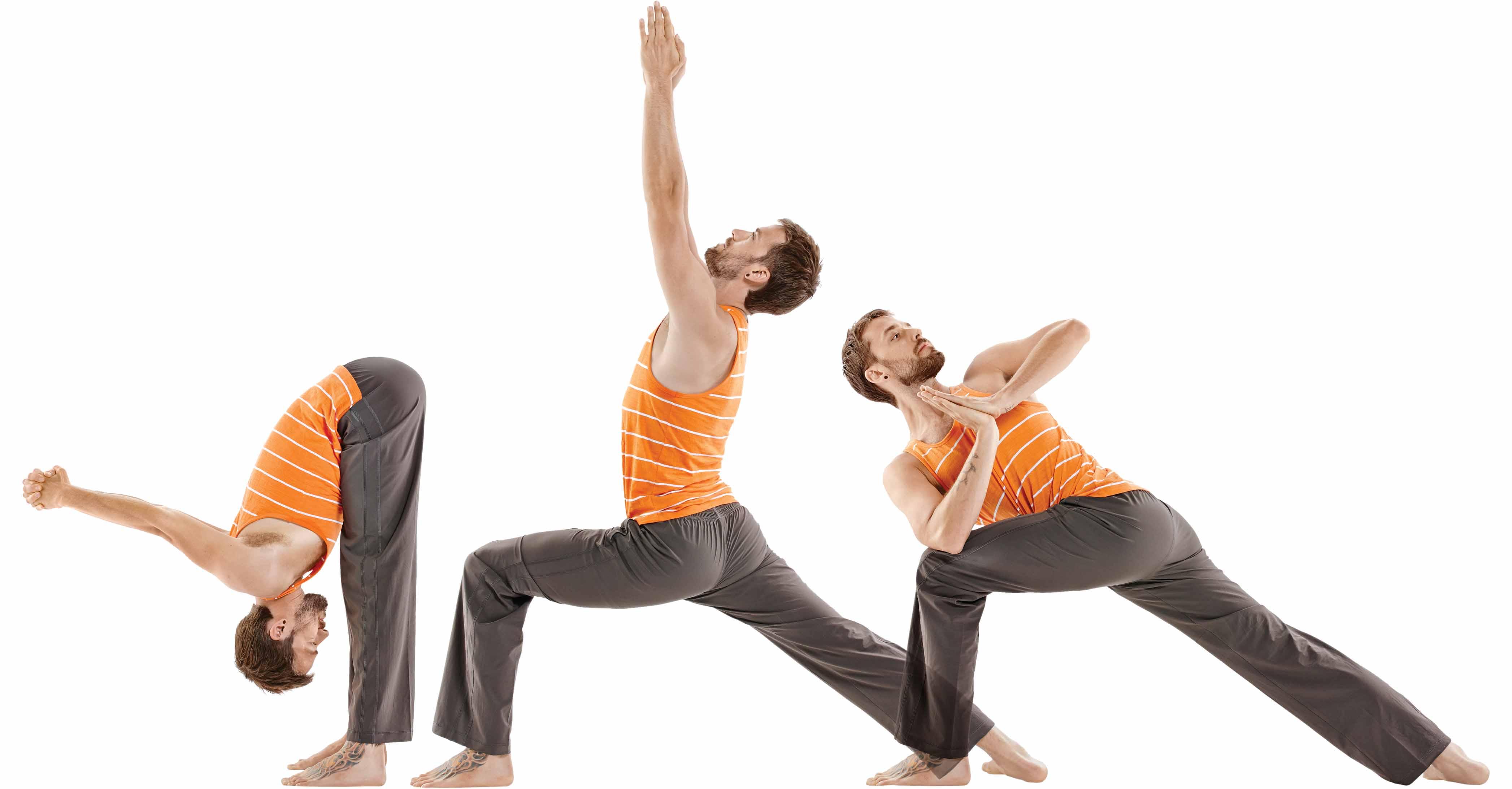 Vinyasa Yoga Pose Sequence - Australian Yoga Journal