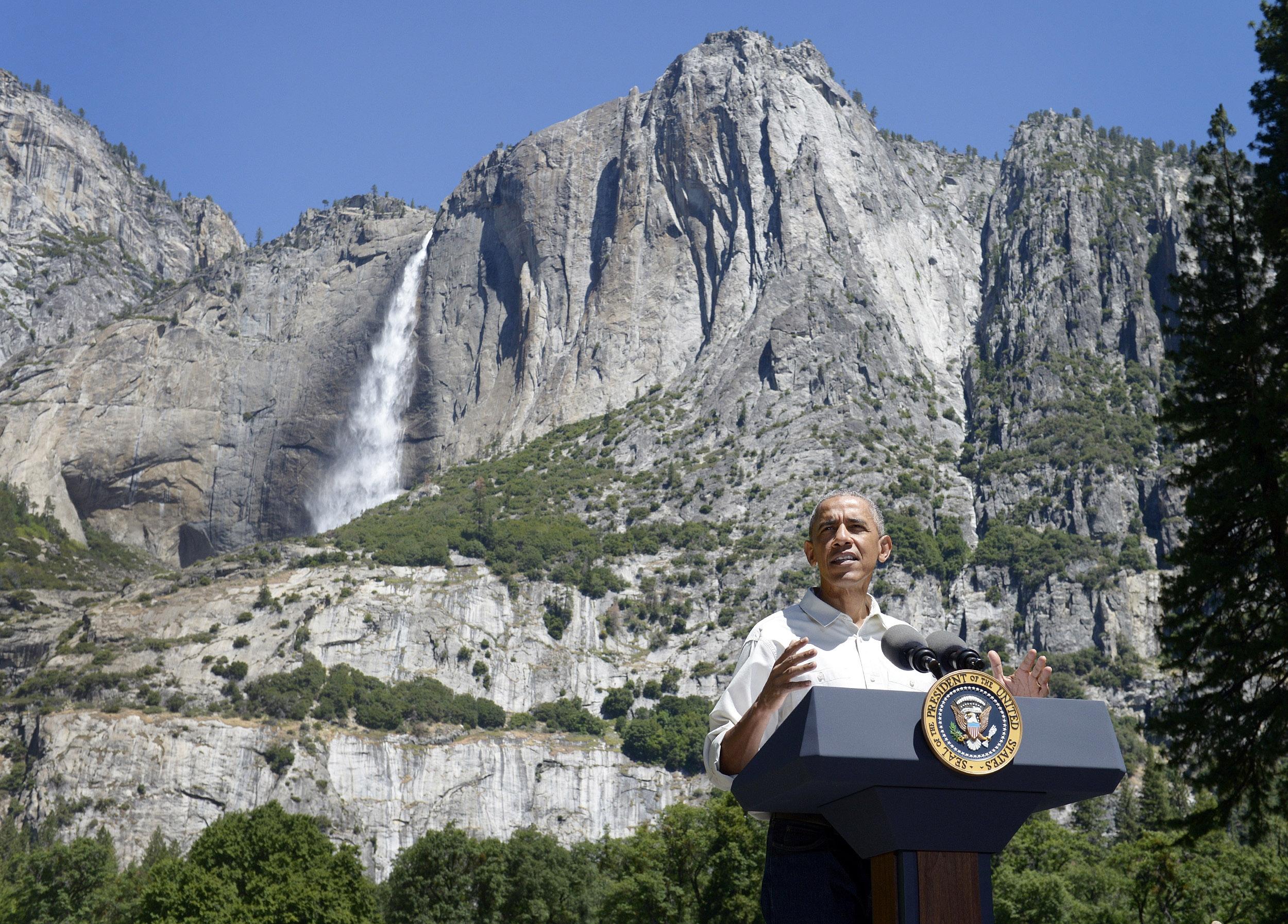 Ocululs Debuts 360 Video of President Obama at Yosemite National ...