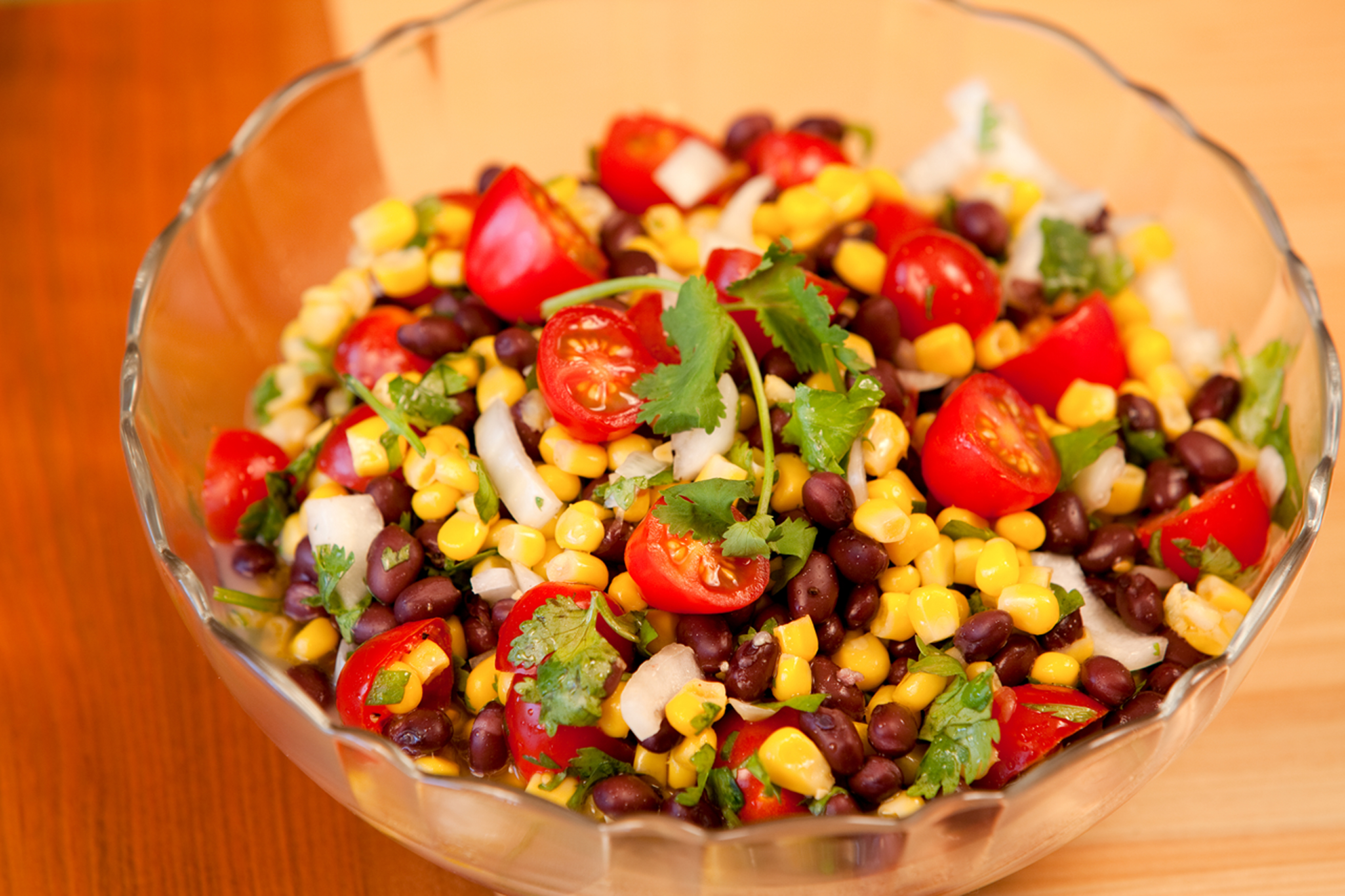 This Corn and Black Bean Salad Will Keep You Cool and Fueled ...