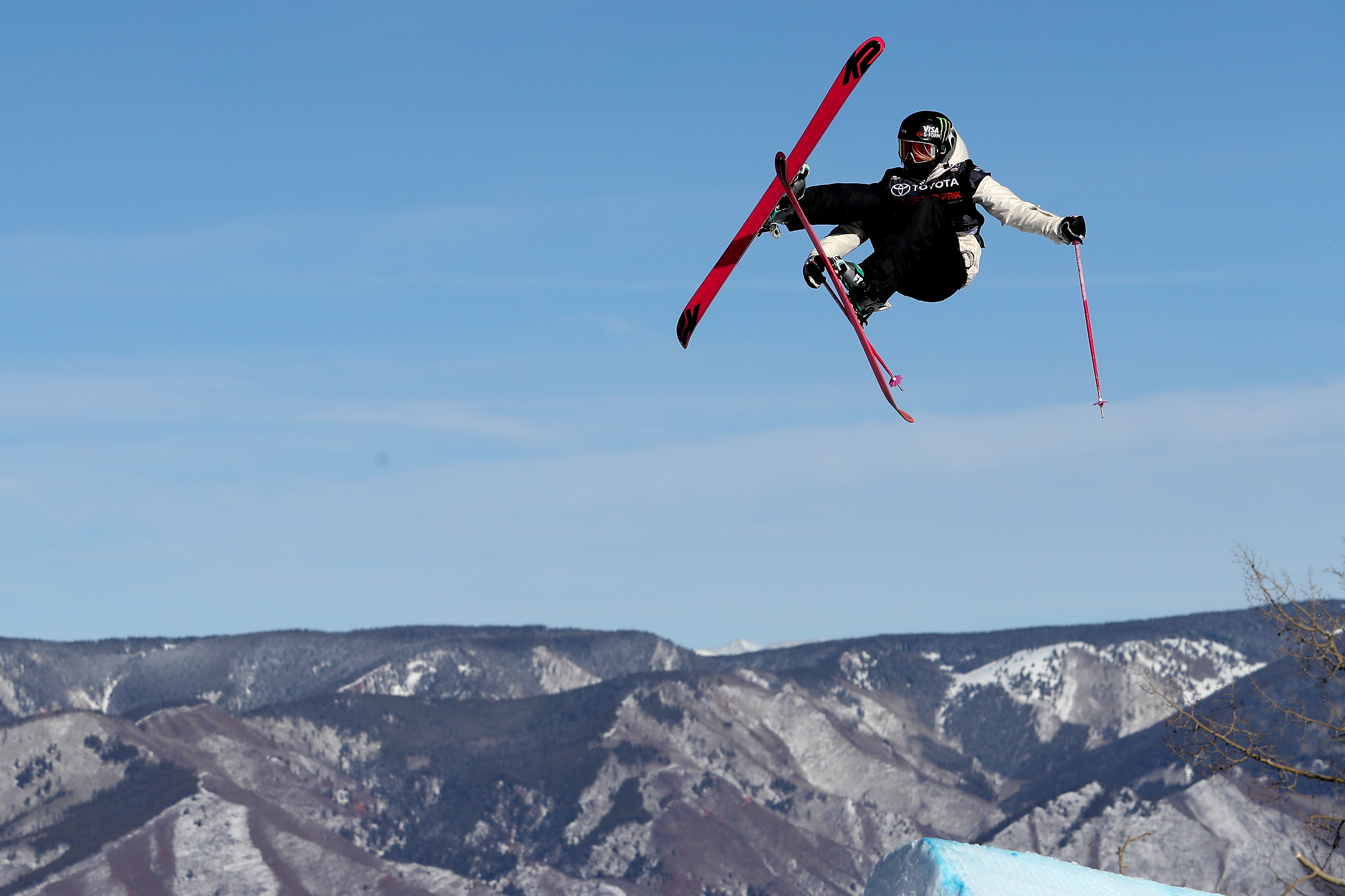 Who Is Maggie Voisin? The Olympic Freestyle Skier Is Coming Back ...