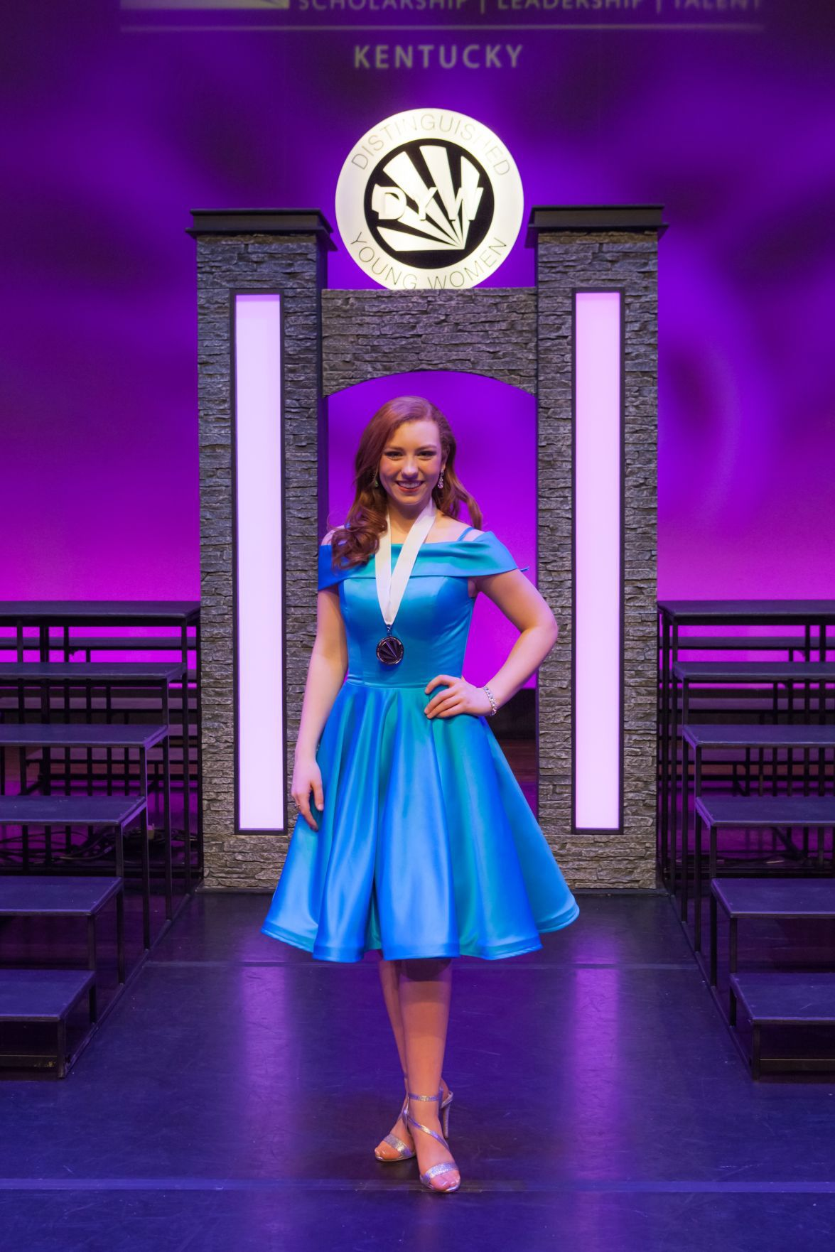 BGHS senior named state's Distinguished Young Woman | News ...