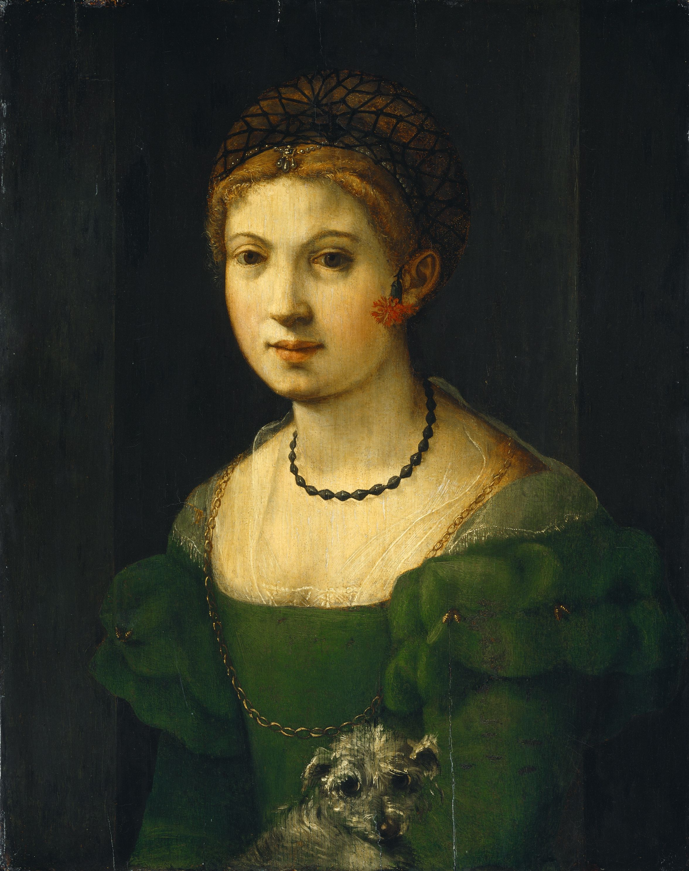 Florentine 16th Century - Portrait of a Young Woman | Womаn ...