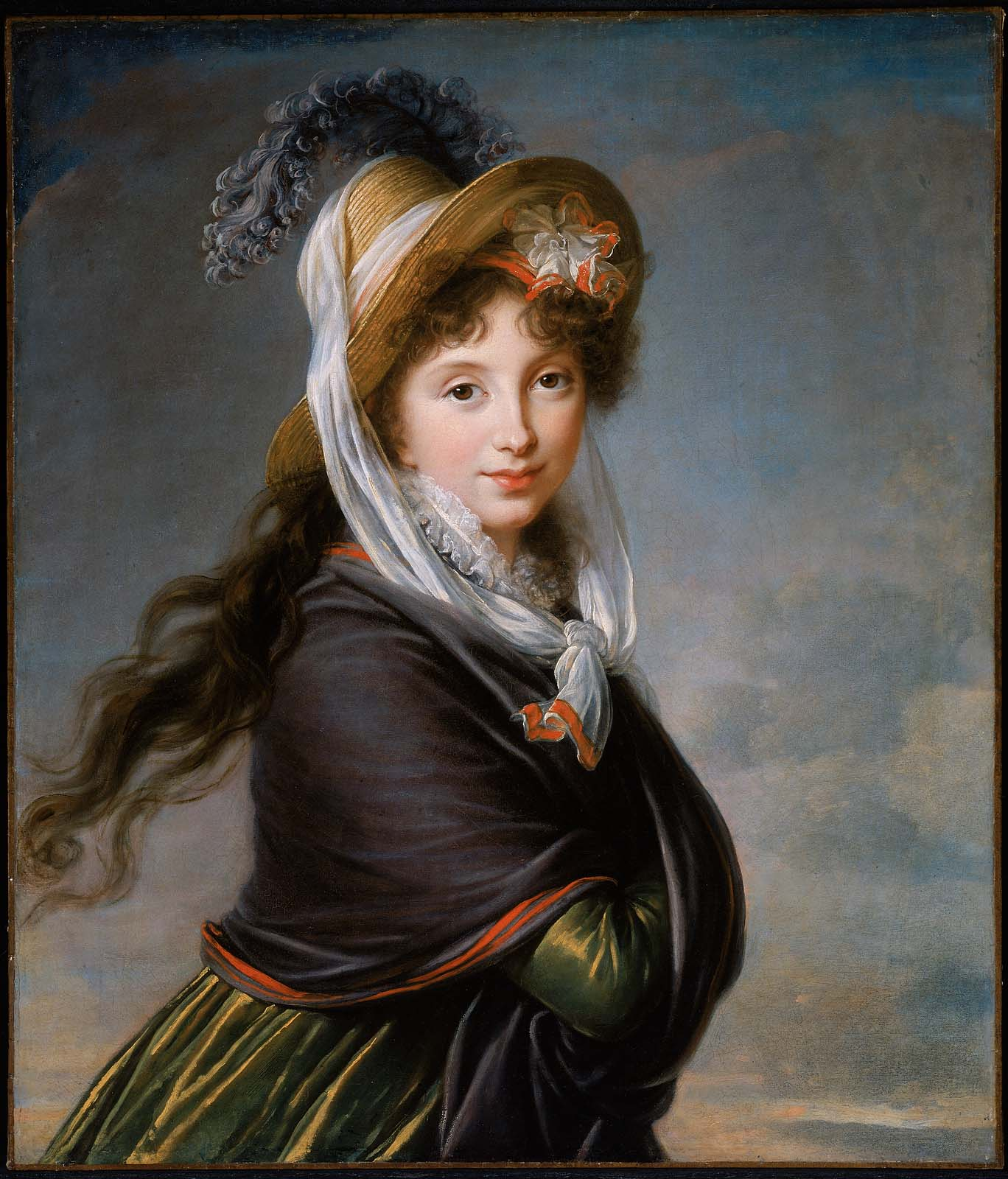 Portrait of a Young Woman | Museum of Fine Arts, Boston