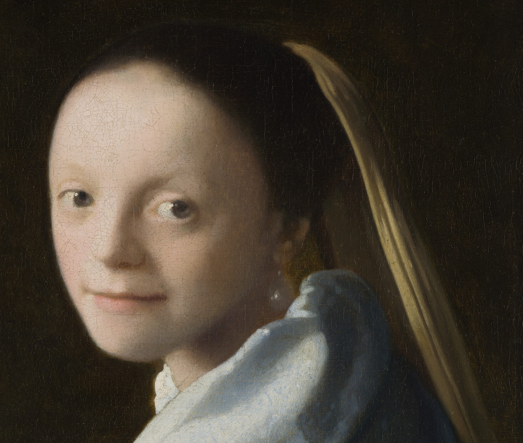 Study of a Young Woman | Johannes Vermeer | 1979.396.1 | Work of Art ...