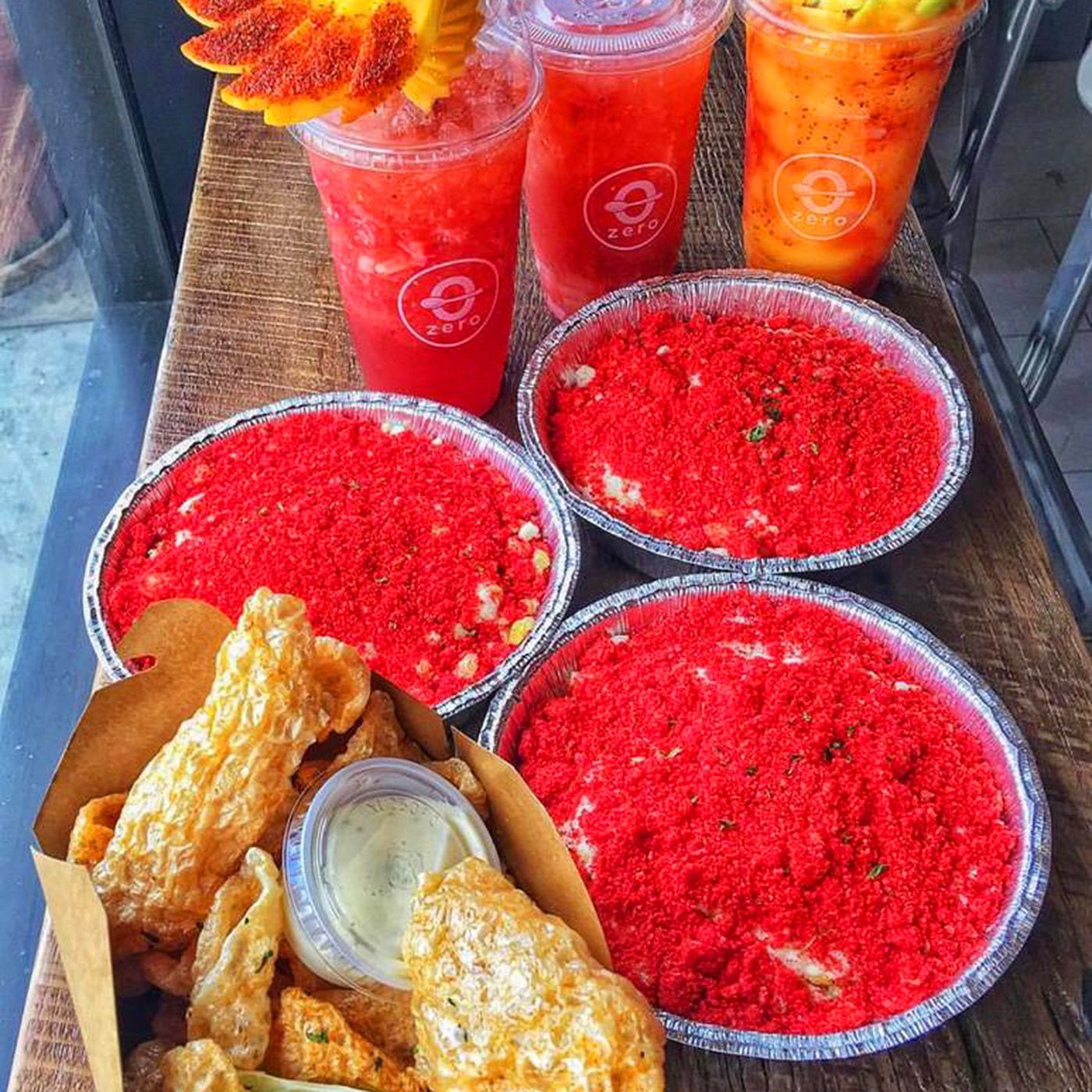 Zero Degrees To Bring Mangonadas to the Westside and Henderson ...
