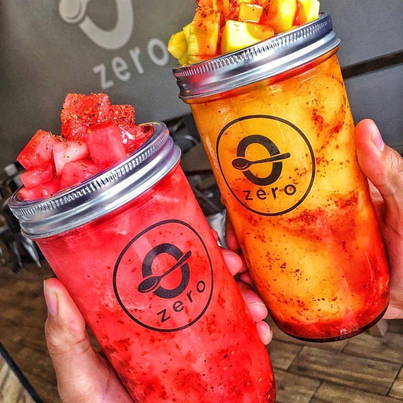 Zero Degrees Brings Spicy, Icy Mangonadas to Bellaire Boulevard ...