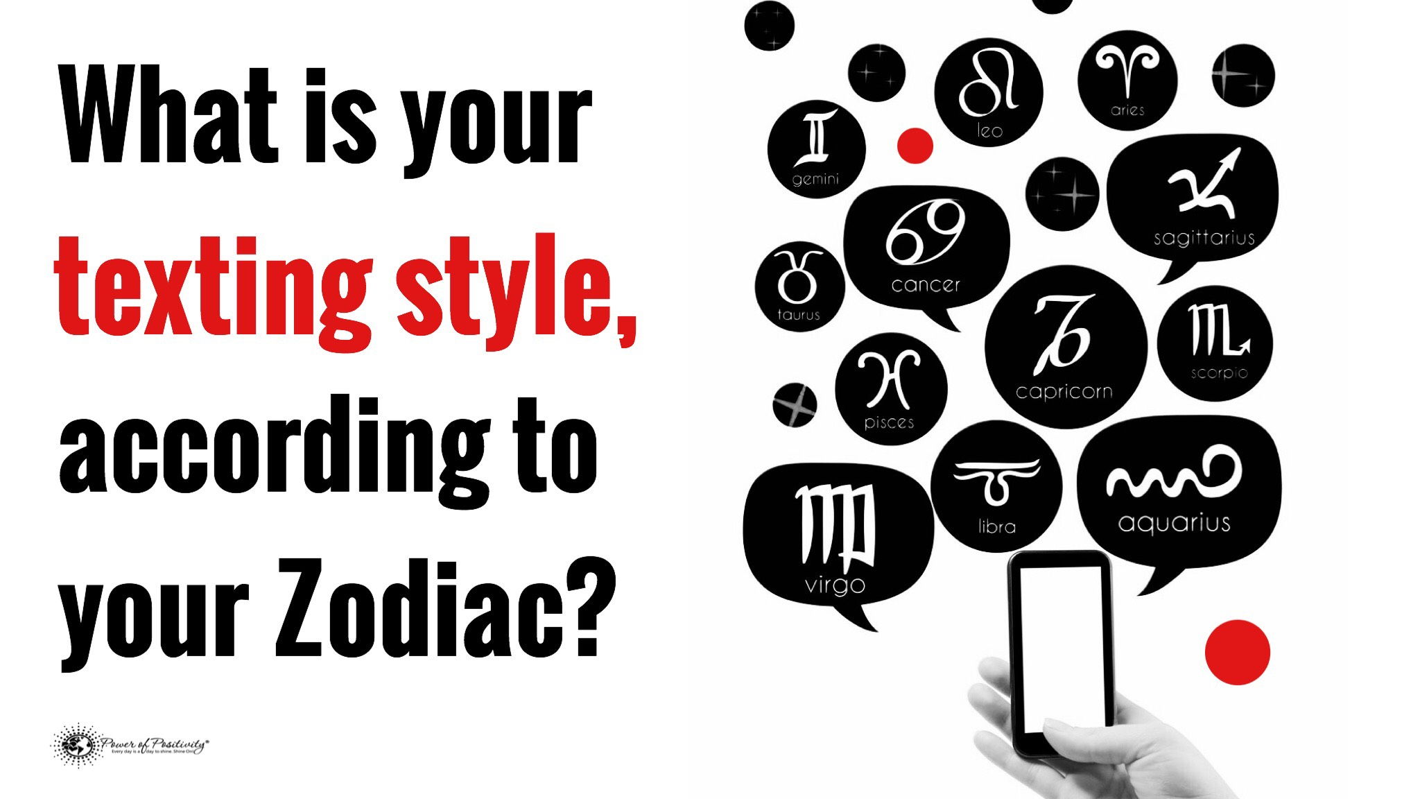 What Is Your Texting Style, According To Your Zodiac Sign?