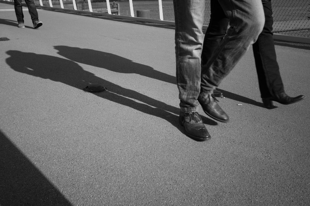 Genetically-modified people are walking among us