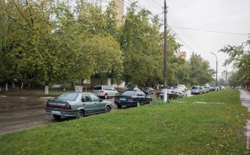 Бельцы, ул. Конева / Strada Conev in Balti / Conev St, Balti