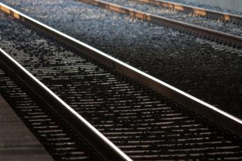 어두운 철길 Railroad railway