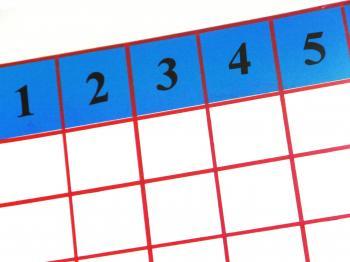 1 2 3 4 5 Grid
