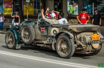 1927 Bentley Le Mans - Marco Rollinger & Marianne Hengesch