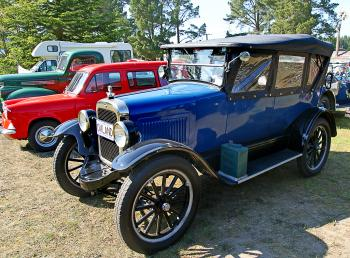 1927 Dodge Coupe 2