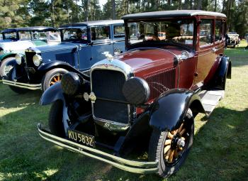1927 stuebaker 500 TV INDR