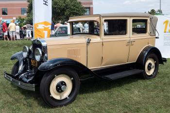 1929 Chevrolet 4-door Landau Convertible