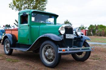 1931 FORD MODEL A Flat Deck Truck