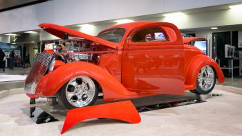1936 Ford 3 Window Coupe -